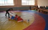 В Караганде гвардейцы РгК «Орталық» соревновались по самбо