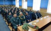 В Караганде в Департаменте по делам обороны состоялся «Урок мужества»
