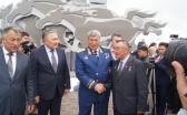 В Каркаралинске чествуют первого казахстанского космонавта