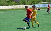 Прошел турнир по футболу среди сотрудников органов внутренних дел Карагандинской области
