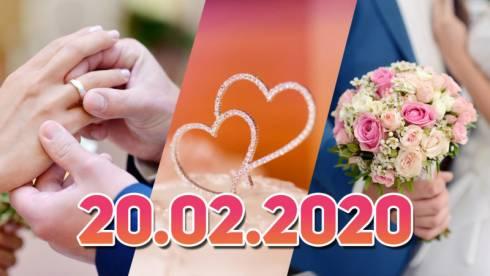 20.02.2020: В Казахстане свадебный бум