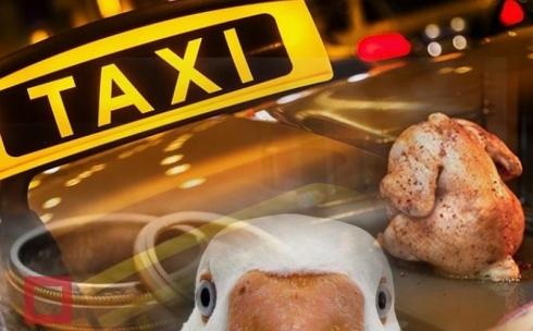 Шапки, кольца и противень с курицей – что казахстанцы забывали в такси зимой