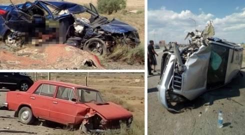 Мать и дочь погибли в ДТП: полиция назвала виновника аварии