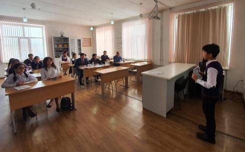 Отборочный этап республиканского форума «Открываем мир профессий» провели в Караганде