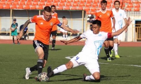 «Тараз-Каратау» оказался сильнее «Шахтер-Булата» в матче Первой лиги