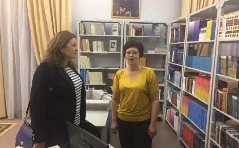 Социальные объекты Карагандинской области посетила депутат Мажилиса Парламента