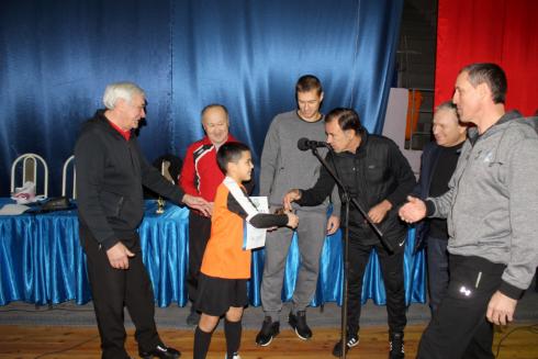 Турнир памяти ветеранов «Шахтера» прошел в Караганде