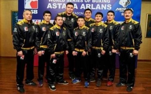 «Astana Arlans» с победы начала сезон WSB