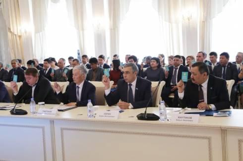 В Карагандинской области выбрали делегатов на внеочередной съезд партии Nur Otan