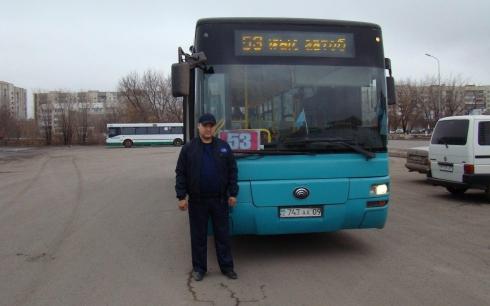 В Караганде водители автопарка №3 перешли на зимнюю форму одежды