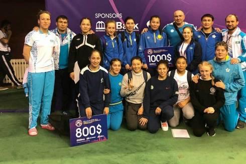 Эльмира Сыздыкова стала чемпионкой турнира Mongolia Open