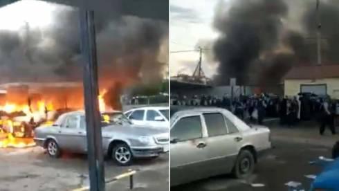 За хулиганство в городе Сатпаев задержано 15 человек