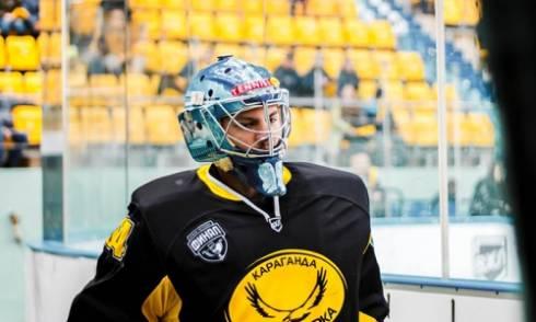 Голкипер «Сарыарки» — среди претендентов в номинации «Лучший вратарь» сезона 2018/2019 ВХЛ