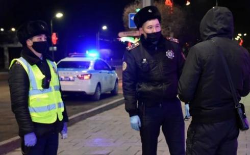 В Карагандинской области началось ОПМ «Правопорядок»
