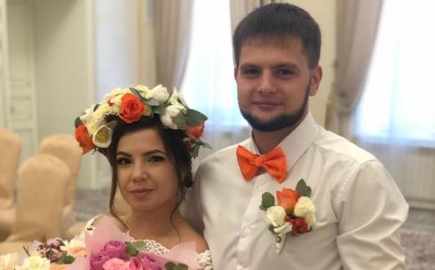 Сколько пар заключили брак в Караганде в красивую дату сентября?