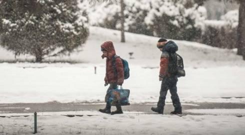 Занятия для школьников отменены в Караганде