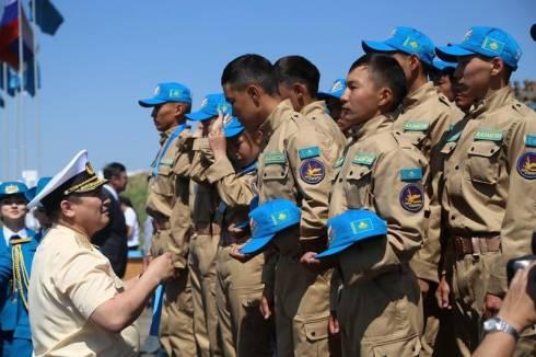 Определены победители военно-патриотического сбора «Айбын»