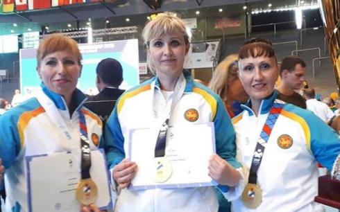 Тренер спортивной школы Темиртау стала победителем чемпионата мира по каратэ