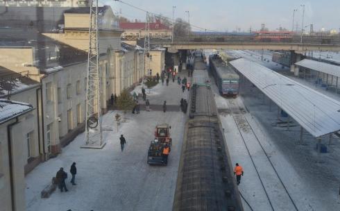Карагандинские общественники проверили здание обновленного вокзала