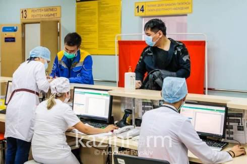 Казахстанцам с легкой формой коронавируса не стоит сдавать ПЦР-тесты