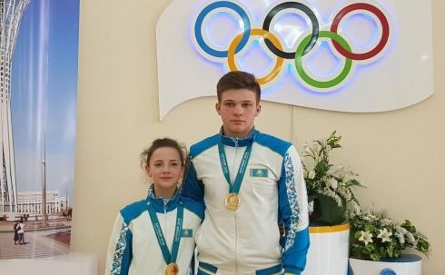 Впервые в истории Казахстана спортсмены из Караганды стали чемпионами мира по спортивной акробатике