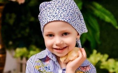 5-летняя карагандинка из последних сил борется с раком