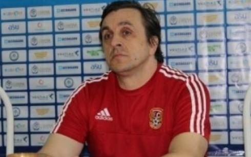 Игорь Захаряк: «С нашей стороны игра была безобразной»