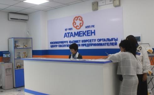 Заместитель акима Карагандинской области встретился с предпринимателями