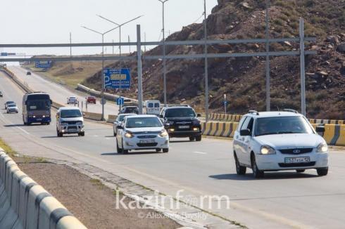 На казахстанских автодорогах установят весогабаритное оборудование