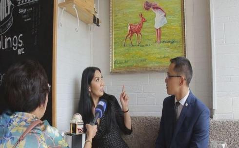 Брат с сестрой из Караганды открыли ресторан с казахской кухней на Манхэттене