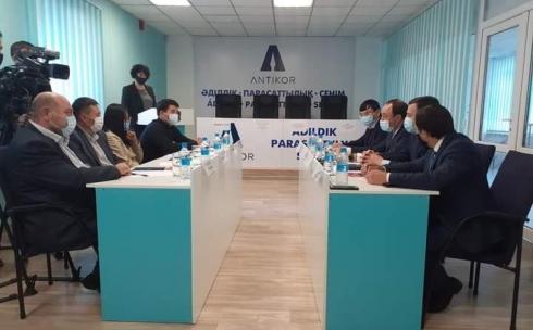 В Карагандинской области подписали соглашения об антикоррупционном сопровождении бизнес-проектов