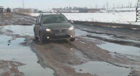 Карагандинские дорожники начали применять в работе зарубежные технологии