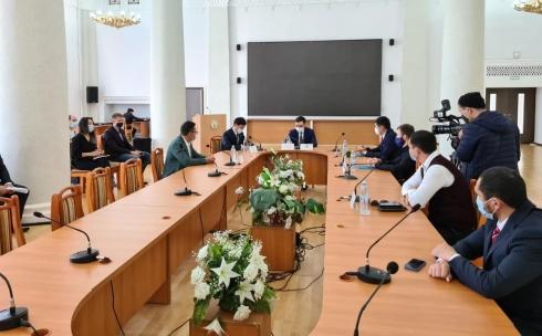 В Караганде подписали меморандум в поддержку «QARAGANDY MARATHON 2020»