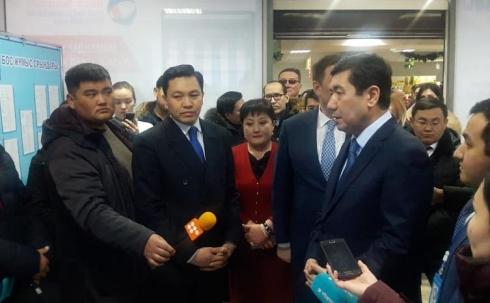 В Караганде впервые открыли Центр занятости на рынке