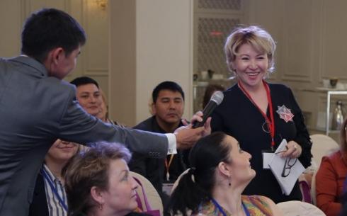 Конференция для женщин-предпринимателей в Караганде