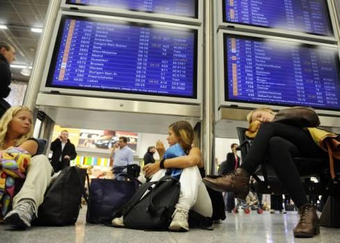 Из-за густого тумана отменены все рейсы из Караганды