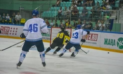 «Номад» повторно обыграл «Сарыарку» в товарищеском матче