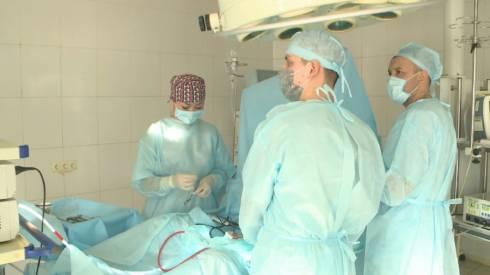 Французские ортопеды провели мастер-классы в Караганде