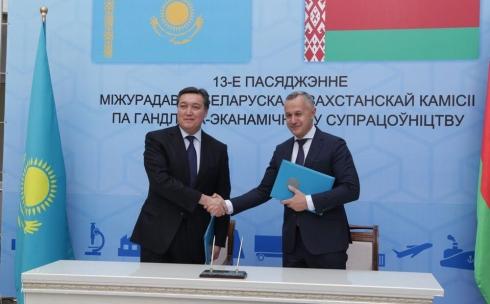 ВКараганде обсудили перспективы увеличения товарооборота между Казахстаном и республикой Беларусь
