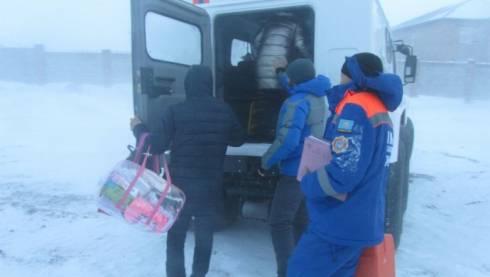 За два дня в Казахстане эвакуировали 30 человек