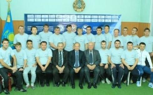 В Караганде прошли тренерские курсы категории «С»