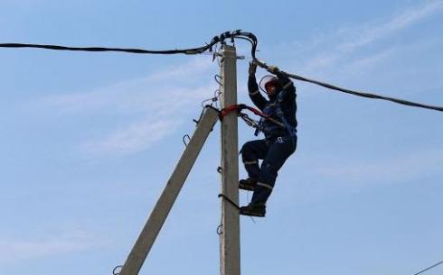 Плановые отключения электроэнергии на 25 ноября