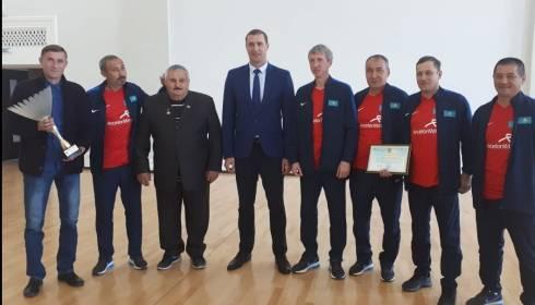 Команда «АрселорМиттал Темиртау» выступила на чемпионате Европы по мини-футболу