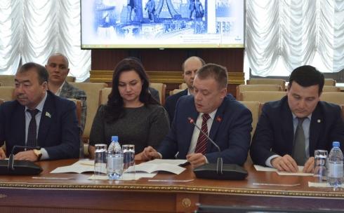 Все защитные сооружения в области к паводкам готовы – Женис Касымбек