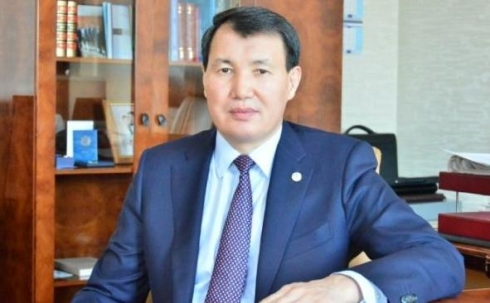Алик Шпекбаев обратился к казахстанцам