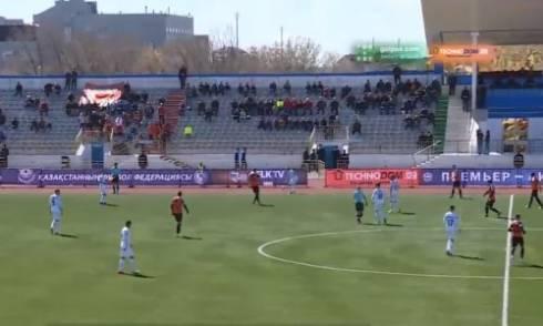 Видео матча Премьер-Лиги «Шахтер» — «Иртыш» 0:1