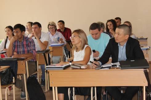 В Караганде стартовал проект «Деловые связи»
