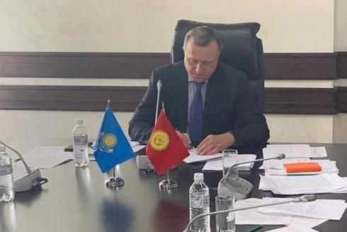 Казахстан и Кыргызстан совместно проверят безопасность Орто-Токойского и Кировского водохранилищ