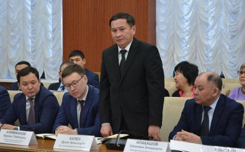 Нового руководителя управления по делам религий представили в Караганде