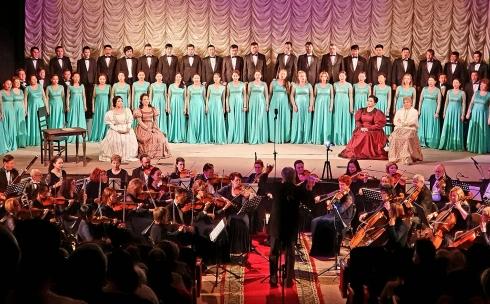 В Караганде прошли гастроли театра «Астана Опера»